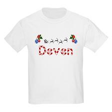 Deven, Christmas T-Shirt