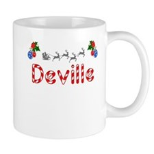 Deville, Christmas Mug