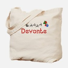 Devonte, Christmas Tote Bag