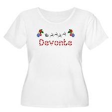 Devonte, Christmas T-Shirt