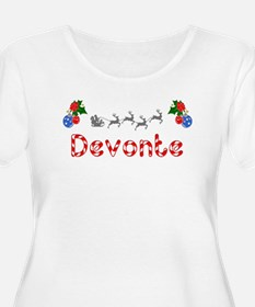 Devonte, Christmas T-Shirt