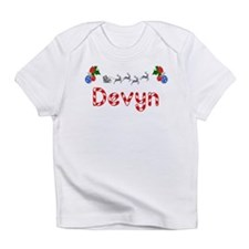 Devyn, Christmas Infant T-Shirt