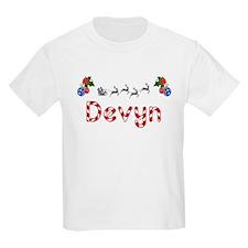Devyn, Christmas T-Shirt