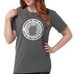 2-isurvived_dark.png Womens Comfort Colors Shirt