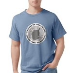 2-isurvived_dark.png Mens Comfort Colors Shirt