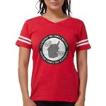 2-isurvived_10x10.png Womens Football Shirt