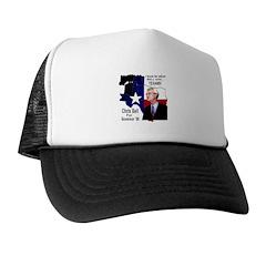 Chris Bell, TX GOV Trucker Hat