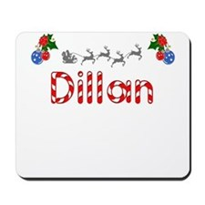 Dillan, Christmas Mousepad