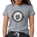 2-isurvived_10x10.png Womens Tri-blend T-Shirt