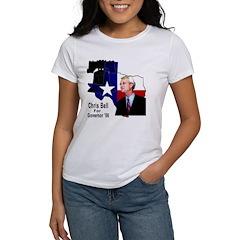 ChrisBell, TX GOV Tee
