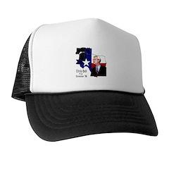 ChrisBell, TX GOV Trucker Hat