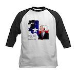 ChrisBell, TX GOV Kids Baseball Jersey