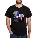 ChrisBell, TX GOV Dark T-Shirt