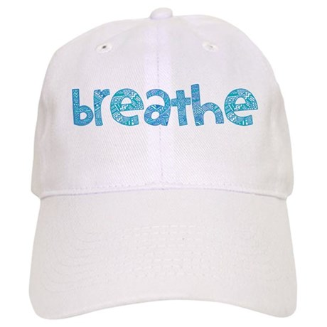 Tribal Breathe (Red or Blue) Cap
