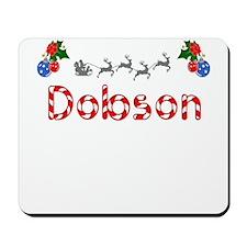 Dobson, Christmas Mousepad