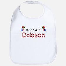 Dobson, Christmas Bib