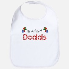 Dodds, Christmas Bib