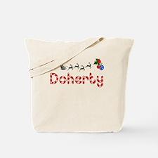 Doherty, Christmas Tote Bag