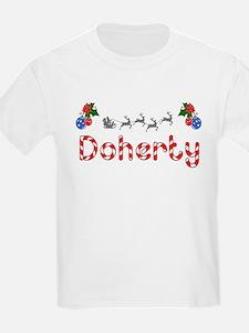 Doherty, Christmas T-Shirt