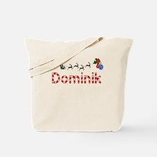Dominik, Christmas Tote Bag