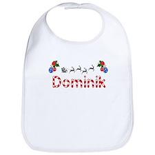 Dominik, Christmas Bib