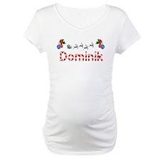 Dominik, Christmas Shirt
