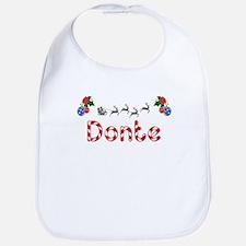 Donte, Christmas Bib