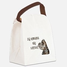 Did someone say coffee? Canvas Lunch Bag