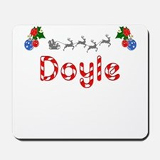 Doyle, Christmas Mousepad