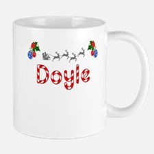 Doyle, Christmas Mug