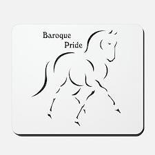 Baroque Pride Mousepad