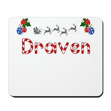 Draven, Christmas Mousepad