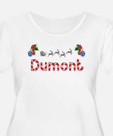 Dumont, Christmas T-Shirt