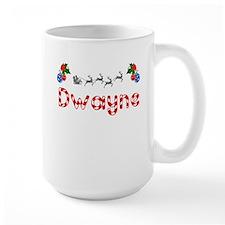Dwayne, Christmas Mug