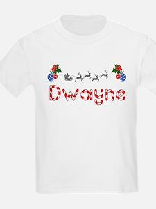 Dwayne, Christmas T-Shirt