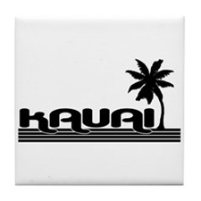 Unique Kauai Tile Coaster