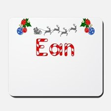 Ean, Christmas Mousepad