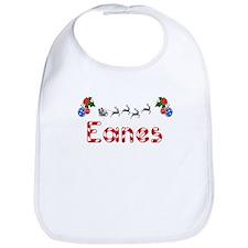 Eanes, Christmas Bib