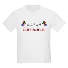 Earnhardt, Christmas T-Shirt