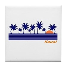 Kauai Tile Coaster
