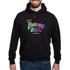 Entropy Reigns Logo Hoodie