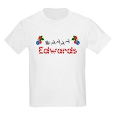 Edwards, Christmas T-Shirt