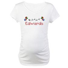 Edwards, Christmas Shirt