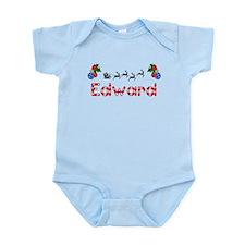 Edward, Christmas Infant Bodysuit