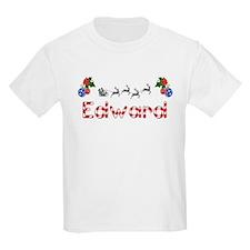 Edward, Christmas T-Shirt