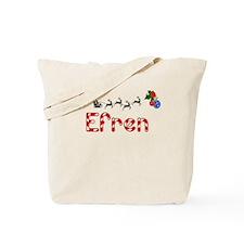 Efren, Christmas Tote Bag
