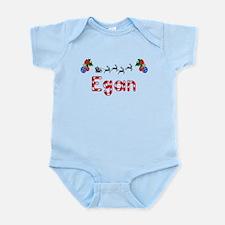 Egan, Christmas Infant Bodysuit