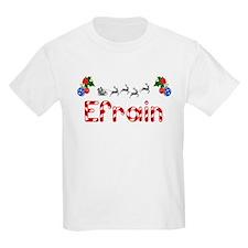 Efrain, Christmas T-Shirt