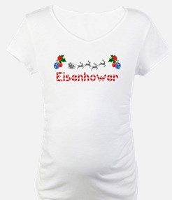 Eisenhower, Christmas Shirt
