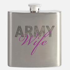 ACU Army Wife Flask